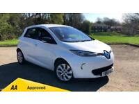 2015 Renault ZOE Dynamique Nav 5dr Auto Automatic Electric Hatchback