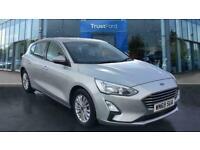 2019 Ford Focus TITANIUM 1.0 ECOBOOST *** HEATED SEATS , SAT NAV , KEYLESS ENTRY