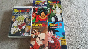 Dragonball Z - Broly + other VHS London Ontario image 1