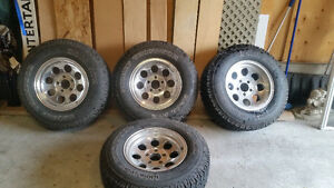 Mickey Thompson Rims and Tires