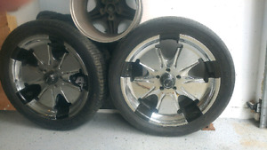 """Ford Expedition, F150, Lincoln Navigator 22"""" wheels"""