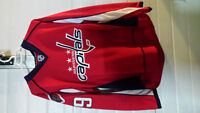 NHL Washington Capital Backstrom jersey