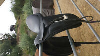 DRESSAGE SADDLE CLIFF BARNSBY