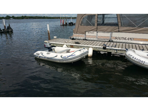 Used 2004 Mercury Inflatables zodiac