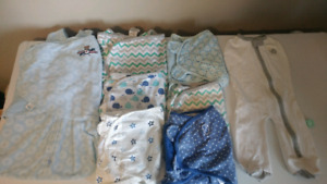 Swaddlers & Sleep Sacks!