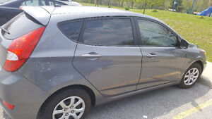 Hyundai Accent Year 2013 for Sale $ 6,500-00
