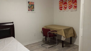 YOUR QUIET, CLEAN, PRIVATE PLACE IN TORONTO FOR $22 DAILY / $150