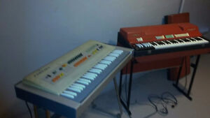 """""""Vintage Red Farfisa combo compact keyboard organ"""" West Island Greater Montréal image 8"""