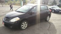 2008 Nissan Versa SL AUTOMATIC Alloys Certified! Kitchener / Waterloo Kitchener Area Preview