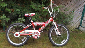 "20"" girl's/unisex 1 speed coaster bike"