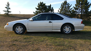 1994 Ford Thunderbird Super Coupe (2 door)