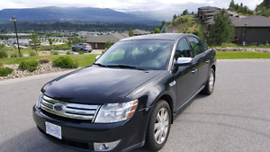 Fully Loaded 2008 Ford Taurus