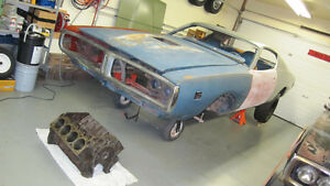 1971 426  HEMI CHARGER FOR SALE