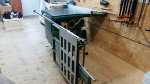"""Craftex 10"""" table saw West Island Greater Montréal image 2"""