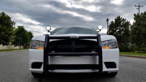 2012 Dodge Charger Pursuit Police Pack