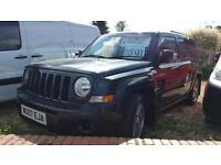Jeep Patriot 2.0CRD Sport NEW MOT FSH LOW MILES 4X4 TOW PACK DIESEL