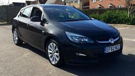 2012 Vauxhall Astra 1.6i 16V Active 5dr Manual Petrol Hatchback