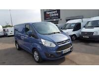 Ford Transit Custom Limited 2012