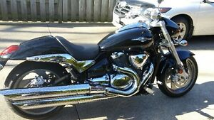 REDUCED 2013 Unlimited KM Warranty Suzuki M90 Boulevard VZ1500