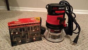 Craftsman Router - New