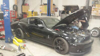 2008 SHELBY GT500 For Parts Wrecking or whole super rare