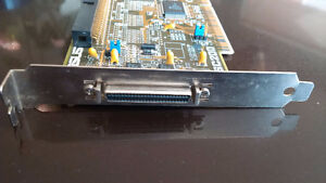 Asus PCI-SC200 PCI SC200 PCISC200 SCSI Controller Like new