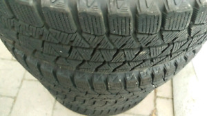 Tires for Kia Rio or Hyundai Accent 2006+