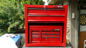 Pro Steel Locking Tool Chest Cabinet - CHEAP!