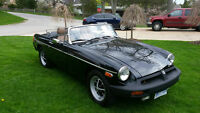 1977 MGB Immaculate Condition!
