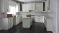 KITCHEN CABINETS FURNITURE REFACING REFINISHING SPRAY PAINTING