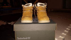 Timberland boots toddler size 8