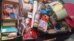 Garage Sale! Many Baby Items And Toys 2040 Yorks Corners Rd