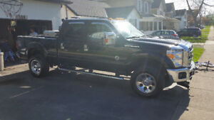 2015 FORD F-350 SUPER DUTY / 2015 WESTERN WIDE-OUT