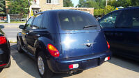2005 Chrysler PT Cruiser grise Berline