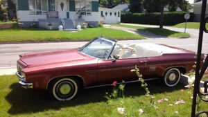 Oldsmobile Delta royal 1971 convertible