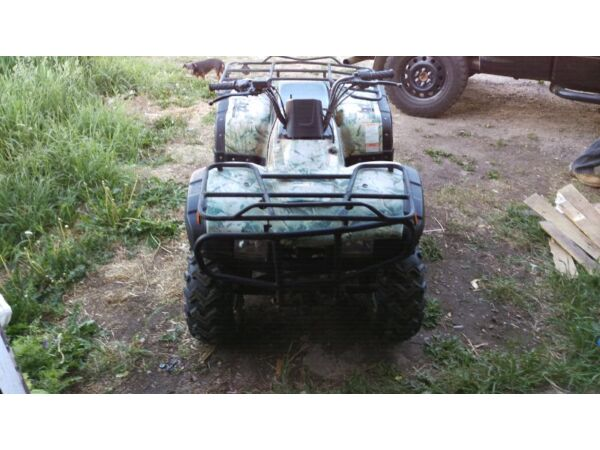 Used 2006 Other Baha Wilderness 250