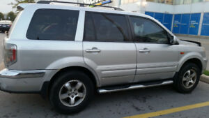 Honda Pilot 2006 EX-L 4 Wheel Drive For $3699