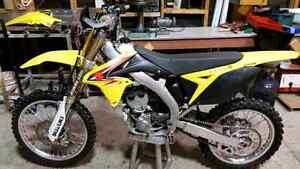 2010 rmz 250 fuel injected!