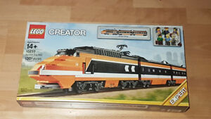 Lego train Horizon Express with power functions
