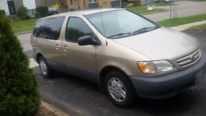 2003 Toyota Sienna CE Used Minivan