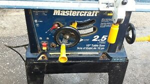 table saw for sale runs good
