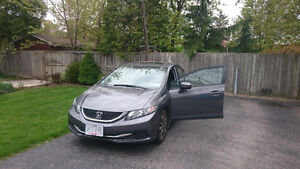 2014 Honda Civic Other 4 door coupe