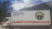 TRUCK COMING TO WHITEHORSE FROM CAALGAR AND EDMONTON MID DEC