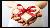 Give the GIFT of a clean home this year!