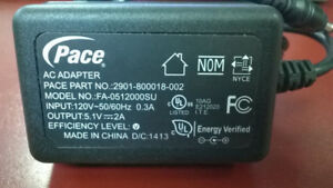 Power supply pour 2Wire 2701HG-G et Sagemcom