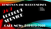 LOCKOUT SERVICE 24/7 LONDON AND SURROUNDING AREAS