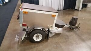 Motorcycle trailer for rent
