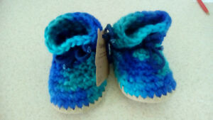 padraig cottage Baby Slippers size 7