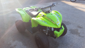 Wanted mini ATVS running or not