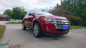 2014 Ford Edge SEL AWD SUV, Crossover